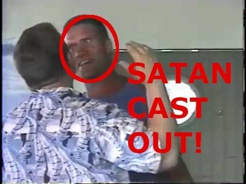Download SATAN CAST OUT of Ex-Satanic High Priest. Super Powerful Deliverance (James Stanton)