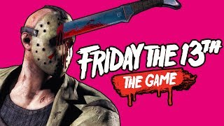 I KILL JASON IN THE GAME - Friday The 13th