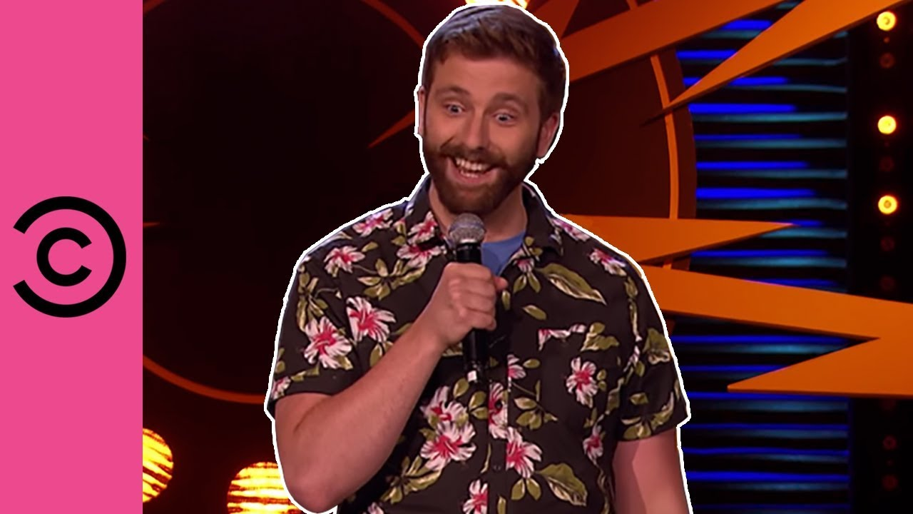 Changing Your Accent To Suit Situations | Pierre Novellie | Chris Ramsey's Stand Up Central
