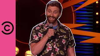 Changing Your Accent To Suit Situations   Pierre Novellie   Chris Ramsey's Stand Up Central