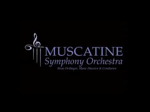 """""""Armed Forces Salute"""" performed by the Muscatine Symphony Orchestra"""