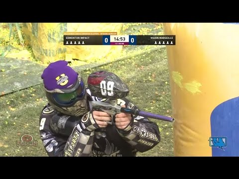 Incredible Millennium Series Match - Impact vs Vision and Polar Bears vs Syndicate: Paintball