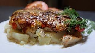 Как вкусно приготовить картошку в духовке картофель в духовке по королевски