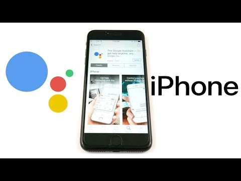 Thumbnail: Google Assistant For iPhone Review!