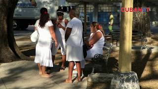 Arrestan a activistas pro derechos humanos en La Habana, Cuba