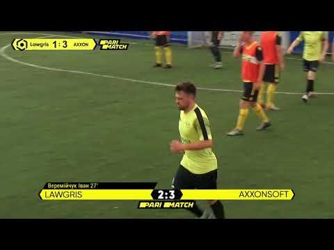 Огляд матчу | Lawgris 2 : 4 AXXONSOFT