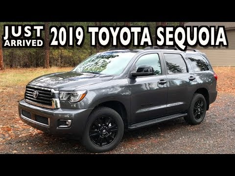 Just Arrived 2019 Toyota Sequoia On Everyman Driver