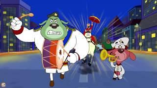 Rat-A-Tat |'Dancing Mice Brothers '| Chotoonz Kids Funny Cartoon Videos