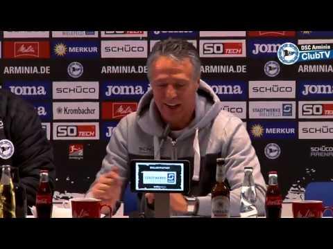#16 Karlsruher SC: Die Pressekonferenz nach dem Spiel