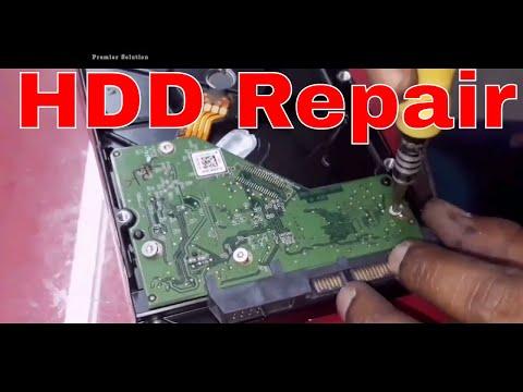 how to repair Hard Disk Drive not detected