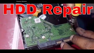 how to repair Hard Disk Drive not detected