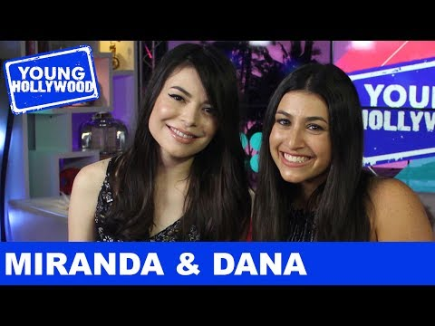 Miranda Cosgrove & Dana Gaier Talk Blind Dates!