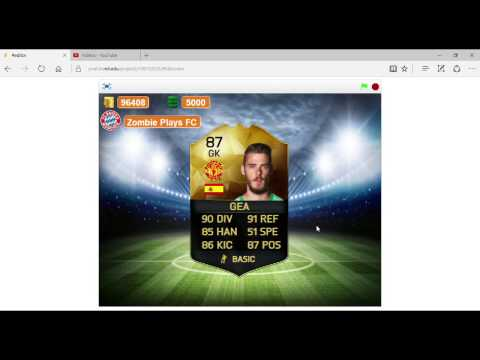 Fut pack opener on scratch #2