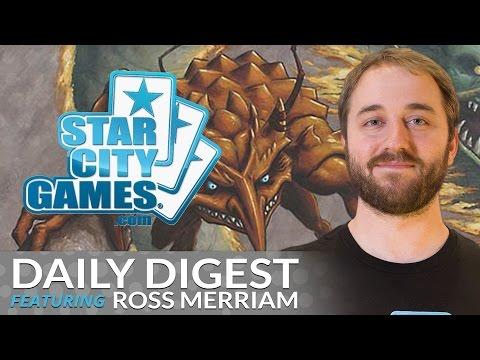 Daily Digest: Kiki-Temur with Ross Merriam [Modern]