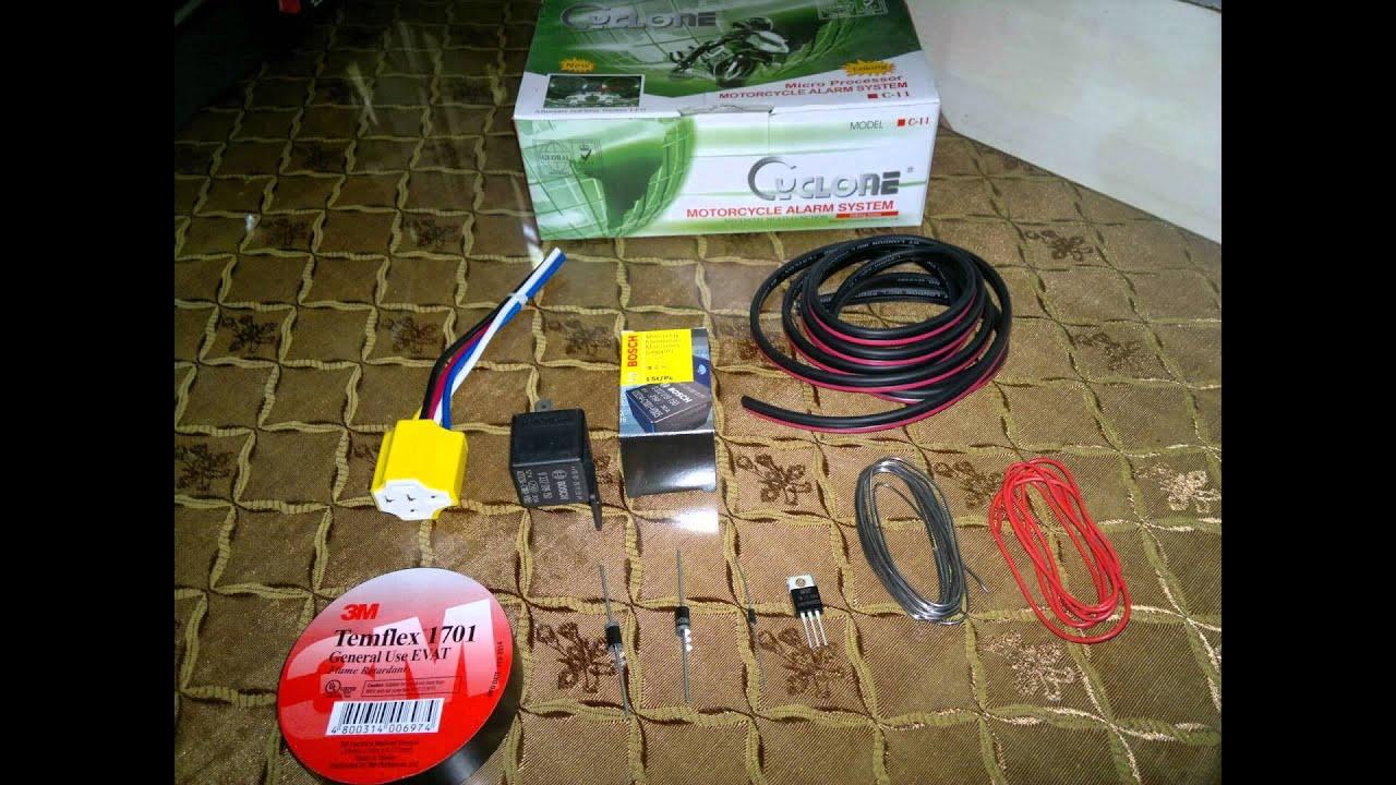 2 wire inter system lanz bulldog wiring diagram c 11 cyclone talking alarm final for