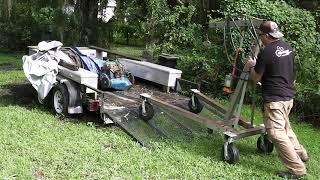 All Terrain Off Road Engine Lift Hoist