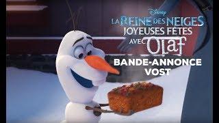 La Reine Des Neiges : Joyeuses Fêtes Avec Olaf   streaming VOST   Disney BE