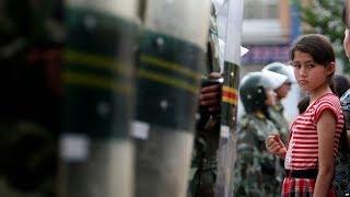 VOA连线(叶兵):北京炮轰美众院通过新疆法案 称必须还击