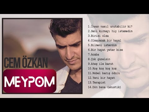 Cem Özkan - Ateş ile Barut (Official Audio)