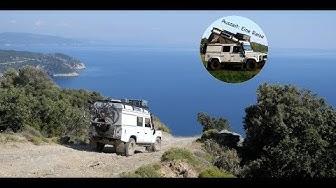 Unbekanntes Euböa - Offroad-Paradies und einsame Buchten