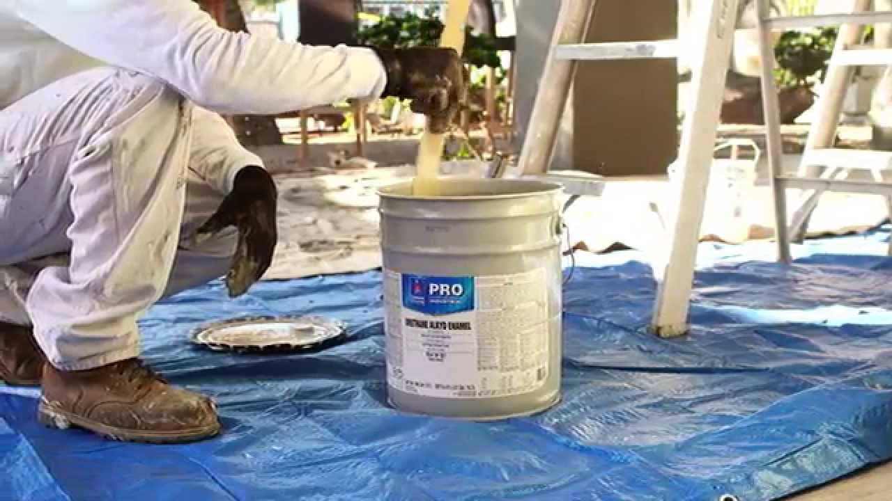 Sher Crete Flexible Concrete Waterproofer Sherwin Williams Youtube