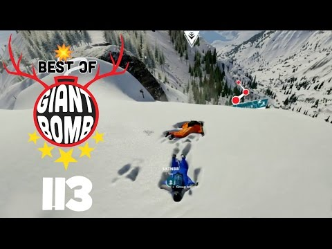 Best of Giant Bomb 113 - Bomb Attack