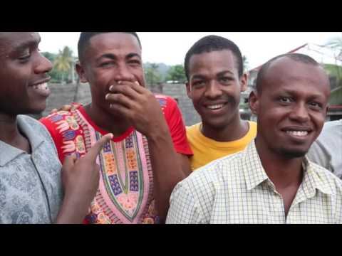 Happiness in Comoros - Comoros PCV Ayah Abdulrazakh