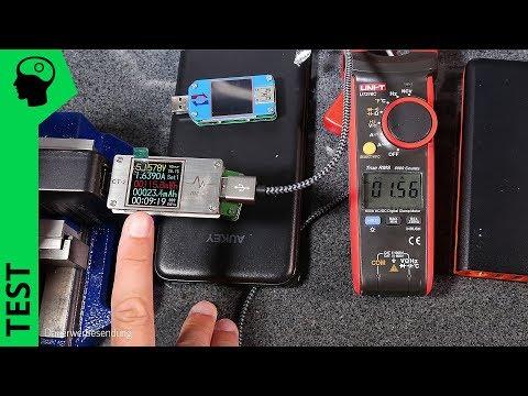 Noch mehr Bullshit: USB Messgeräte Teil 2 - jetzt aber wirklich (UM25, UM24 und AVHzY)