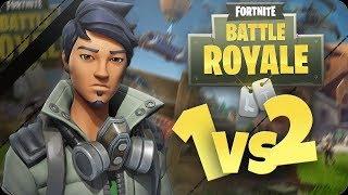 SOLO VS DUO! FORTNITE: Battle Royale
