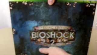 BioShock 2 Special Edition Retro Unboxing