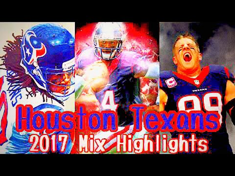 Houston Texans 2017 Highlights ||we rise|| (HD)