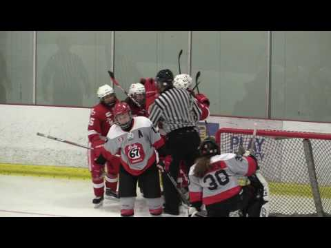 SC Varsity Girls vs Ottawa Lady 67s U20, Period 3, Oct 22 2016