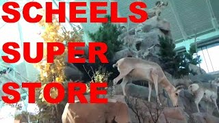 Exploring The Scheels Store In Springfield IL - Hunting, Fishing, Sports & Fun