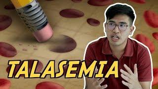 Thalasemia adalah kelainan darah yang diturunkan dari orang tua. Kelainan ini membuat penderitanya m.