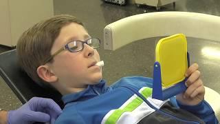 Secuencia clínica en anestesia local del paciente infantil