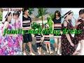 Family Matching dress designs 2019