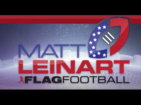 Colts Vs Ravens Matt Leinart Flag Football Irvine  6-5-15