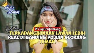 Quotes Caption Keren, Sahabat Part#27 ( KehadiranMu ) Cocok Buat Story Fb Wa Dan Ig