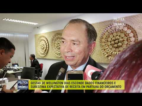 ESCONDENDO O DINHEIRO Marcos Melo Política Dinâmica