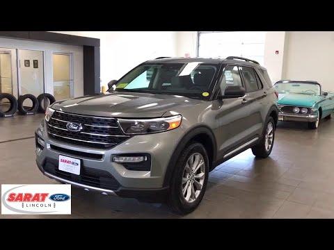 2020 Ford Explorer Westfield, Holyoke, West Springfield, Suffield, Agawam, MA Z0007