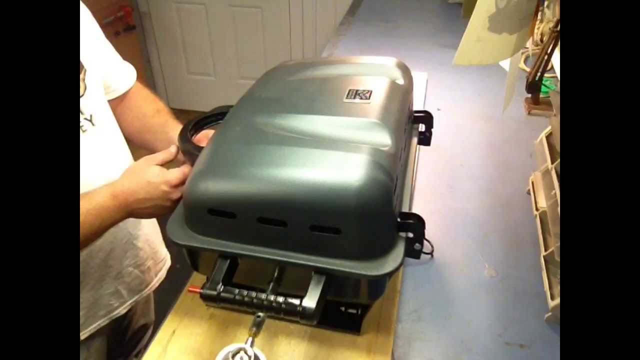 Gas Grill Master Forge Propane Gas Grill Review - Youtube