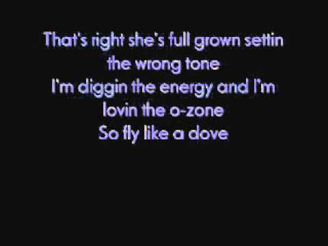 Baby Bash - Suga suga [ ft. Frankie J. ]  (Lyrics on Screen)
