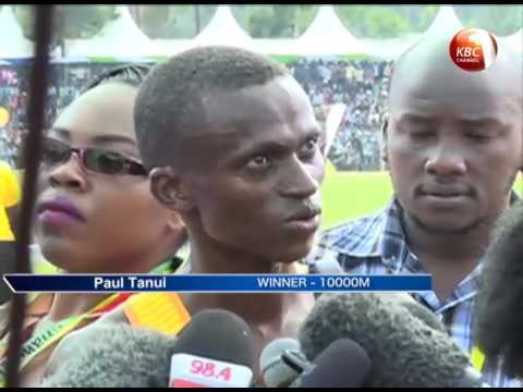National Olympics trials held at Kipchoge Keino stadium in Eldoret