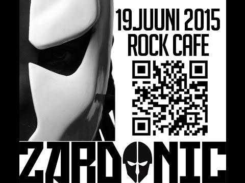 Promoter's Daily #1//ZARDONIC@RockCafe/Tallinn - Подготовка. Часть первая.