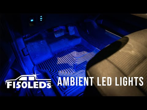 Install & Review: F150LEDs Ambient Lighting LED Kit