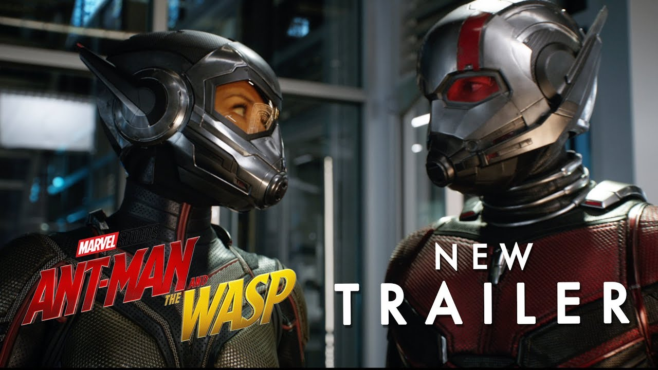Ant-Man and The Wasp Online Movie Trailer