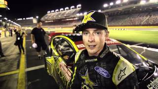 video thumbnail of Marcus Gronholm & Tanner Foust 1-2 Finish at 2012 Global RallyCross championship Round 1