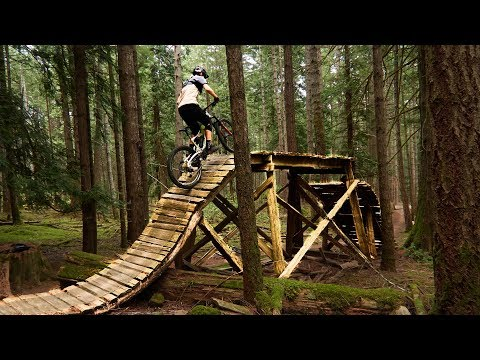 There's NO Place Like Hornby // Loam Ranger Bikes Hornby Island