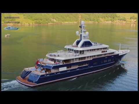 BELLA VITA - Yacht - Cayman Islands  (Корабли и суда мира.Слайдшоу)