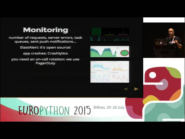 Stephan Jaensch - Building mobile APIs with services at Yelp
